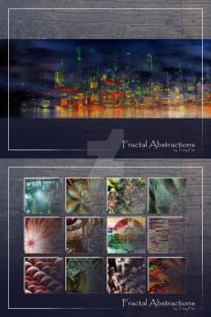 Fractal Abstractions Calendar by Fiery-Fire