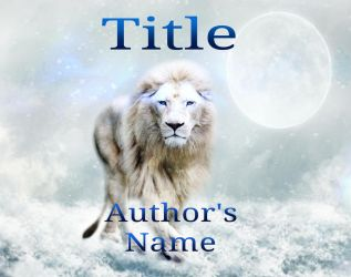 Lion Premade Cover-(OPEN) (Black Week Deal) by AKoukis