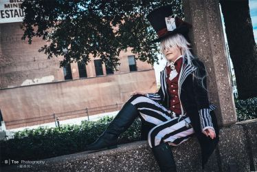 Mad Hatter Undertaker by MelfinaCosplay