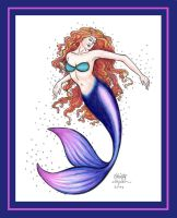 'Nother Mermaid by WindsweptSummer