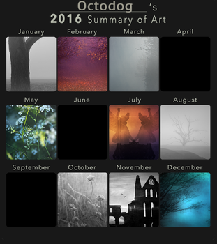 2016 Summary by OctodogPhotography