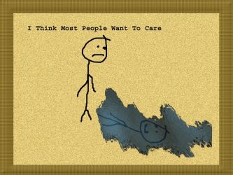 Most People Care by folksyL