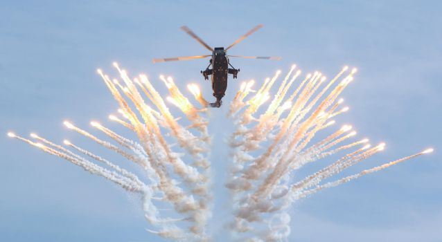 Sea King Counter Measures by Daniel-Wales-Images