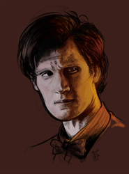 King of Okay - Doctor Who by Girl-on-the-Moon