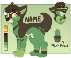 Plant Friend Adopt - Auction (CLOSED!) by Star-Nerd