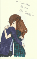 I was born to save the Doctor. by ChiuHatsune