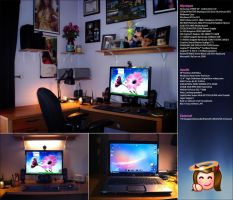 Remodeled Workstation by Stephr0x0rs