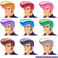 Pompadour Palettes by JustinGameDesign