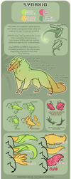 SYNAX - Open Species Guide [RULE CHANGE] by Skelefrog