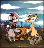 Fall Harvest by Snorechu