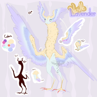 Collab ADOPTS: Vanilla Lavender (CLOSED) FLATPRICE by TwoSidedViolet