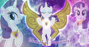 Element of Generosity by Hatsunepie