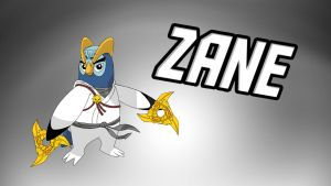 Ninjago as Pokemon: Zaneplup Intro
