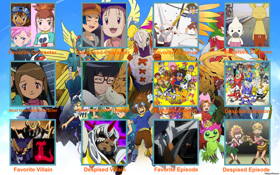 Digimon Controversal Meme by Omnimon1996
