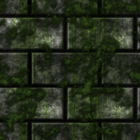 Grey Stone Bricks/Moss remake by Hoover1979