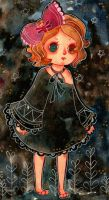 The Doll by volatileoctopus