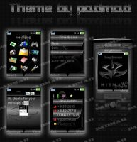 Hitman for K810 by padmad