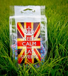 Keep Calm and eat Sweets by BusterBrownBB