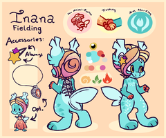 [Reference] - Inana by Frozen--Star