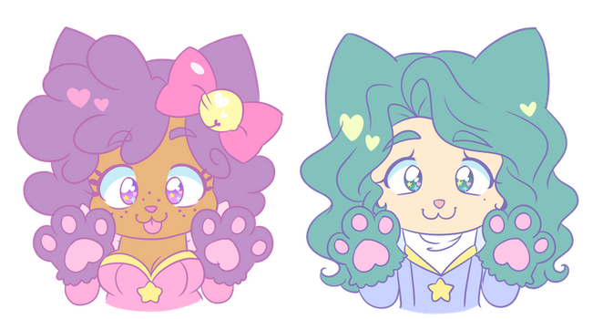 the gays by PastelPyon