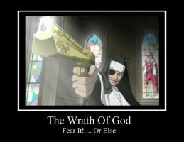 The Wrath of God - FEAR IT by Offended-By-Light