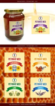Petonjic honey by MJ-designer
