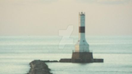 light house a 2017 by KenshinKyo