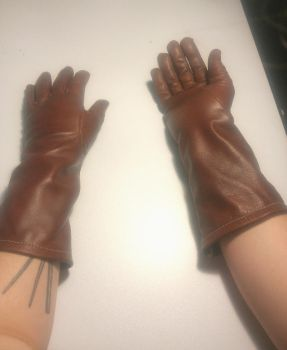 First pair of gloves by DanTheLefty