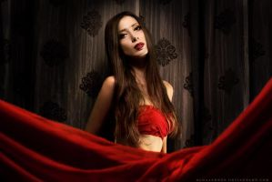 Red I by OlgaAthens