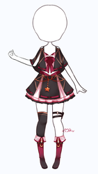 {Closed} Auction Outfit 308 by xMikuChuu
