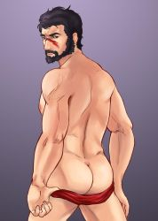 Hawke Commission by MidnightZone