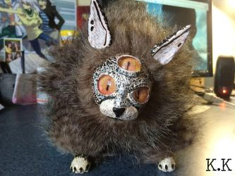 Crowley the Cat (Artdoll) 1 by AlumitOAther