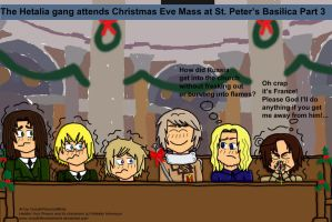 Hetalia Christmas Quickie 3 by VicodinFlavoredMints