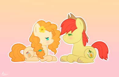 The perfect pear by LuminousDazzle
