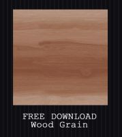 FREE DOWNLOAD - Wood Grain Pattern by PointyHat
