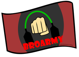BroArmy Flag by PonyRave