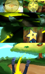 PkmnSkies: Paint Ball Tournament by Moonuru