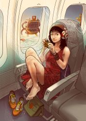 Pepper Airplane by robotnicc