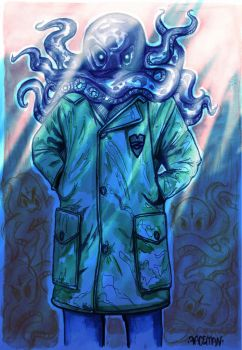 Octopus by FACEMAN2033