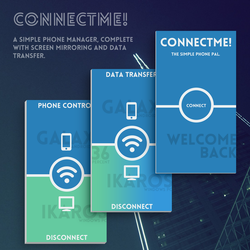 ConnectMe! Concept by SierraDesign