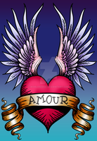 Amour by WorldsEdge