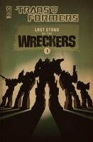 Last Stand of the Wreckers 1 by trevhutch
