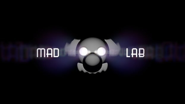 Mad Lab Logo by RedCoreStudios