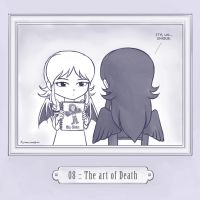 08 :: The art of Death by VoxGraphicaStudio