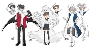 Mixed Adopts Batch 4 [CLOSED] by yhviia-adopts