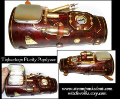 Tinkerton's Purity Analyzer by Steampunked-Out