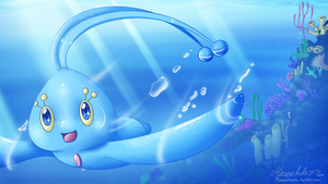 Manaphy by Masae