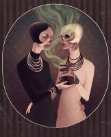 Arsenic by MadLittleClown