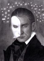 The Phantom of the Opera -Erik by soffl