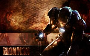 Iron Man by Couiche